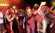 An fünf Tagen im Jahr sind im Thurgau unter anderem Tanzveranstaltungen verboten. (Bild: Urs Bucher)