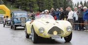 Mindestens 50 Jahre alt müssen die Fahrzeuge sein, die am Wettbewerb um den Prix d'Elegance teilnehmen. (Bilder: Mea MC Ghee)