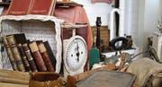 Am Spezialmarkt in Gossau gibt es viele Raritäten und Sammlerstücke zu entdecken. (Bild: Lisa Inauen)