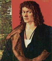 Der Lindauer Kaufmann Oswald Kröll war der Erbauer der Luxburg. (Bild: pd)
