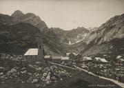 """Vor 120 Jahren wurde der Neubau der """"Kuranstalt Meglisalp"""" mit der Ausgabe von Zeddeln finanziert. (Bild: pd)"""