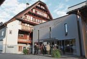 Der Umbau der Liegenschaft in Neu St. Johann brachte die Aktiengesellschaft in finanzielle Schieflage. (Bilder: Sabine Schmid)