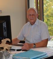 Thomas Günter, Geschäftsführer Altersheim Wiborada.