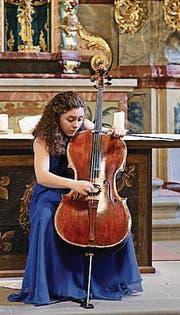 Solistin Chiara Enderle. (Bild: alttoggenburger)