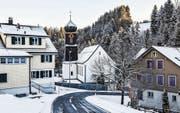 Die St. Anna-Kirche in Au ist das Zentrum der kleinsten katholischen Kirchgemeinde im Thurgau. (Bild: Roman Scherrer)