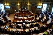 Die Regierung empfiehlt dem Kantonsrat, auf das umstrittene Kulturförderungsgesetz einzutreten. (Bild: Regina Kühne)