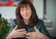 Heidi Hanselmann (Bild: Urs Bucher)
