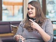 Bloggen über Demenz: Die Autorin Zora Debrunner. (Bild: Urs Jaudas)