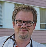 Christof Geigerseder Neuer Chefarzt Medizin (Bild: PD)