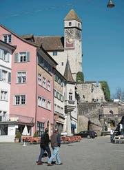 Der Verleger der «Obersee-Nachrichten» hat die Parteienlandschaft in Rapperswil-Jona gehörig aufgemischt. (Bild: Ralph Ribi)