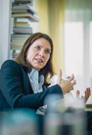 Doris Straus wird Medizinische Direktorin und CEO von Kurhotel & Privatklinik Oberwaid in St. Gallen. (Bild: Michel Canonica)