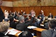 Der Innerrhoder Grosse Rat wird an einer der nächsten Sessionen sein Geschäftsreglement beraten.