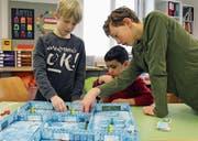 Kinder können lernen, wie sie ihre Anliegen und Ideen einbringen. (Bild: Daniela Huber-Mühleis)