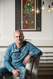 Christof Huber, Festivalchef (Bild: Mareycke Frehner)