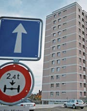 Der Regierungsrat vereinfacht in Thurgauer Zentrumslagen das Bauen in die Höhe. (Bild: Reto Martin)