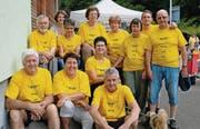 Das Organisationsteam des Bring- und Holtages Sevelen konnte am Samstag das 25-Jahr-Jubiläum feiern.