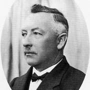 Jakob Fenk (1879-1968) war einer der wichtigsten SP-Politiker im Bezirk Werdenberg. Er war Gemeindeammann und wurde schliesslich auch Ehrenbürger von Sennwald.