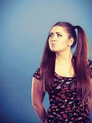 In der Pubertät sind Kinder besonders gestresst: Von der Schule, den Eltern, der ersten Liebe. (Bild: Getty)