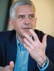 Matthias Mölleney ist der neue Präsident des Think Tank Thurgau. (Bild: Reto Martin)