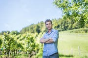 Der Weinfelder Reto Scherrer moderiert seit August 2017 den «Samschtig-Jass». (Bild: Thi My Lien Nguyen)