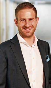 Der 33-jährige gebürtige Toggenburger und nun in Wil wohnhafte Benjamin Fust ist ab April neuer Geschäftsführer des FC Wil. (Bilder: PD)