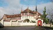 Seit 1905 befindet sich das Kapuzinerinnenkloster St. Scholastika in Tübach. (Bild: Johannes Huber)