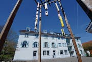 Walter Bissegger wuchs in der ehemaligen Armenschule Bernrain oberhalb von Kreuzlingen auf. (Bild: Nana do Carmo)