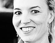 Diana Gutjahr Kantonsrätin SVP (Bild: Nana do Carmo)