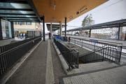 Die SBB nehmen viel Geld in die Hand, um den Bahnhof Kreuzlingen technisch auf Vordermann zu bringen. (Bild: Archiv/Reto Martin)