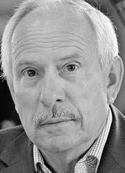 Ludwig Altenburger (SP, Buchs) tritt nach 13 Jahren aus dem Kantonsrat zurück. (Bild: Regina Kühne)