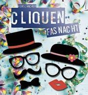 Die Rorschacher Cliquen zirkulieren am 10. Februar ab 19 Uhr von Beiz zu Beiz. (Bild: PD)