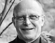 Kurt F. Sieber Initiant des Fördervereins für die Städtepartnerschaft (Bild: Reto Martin)