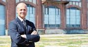 Die FDP und Andreas Balg geben heute den Entscheid bekannt, ob der 54-jährige Stadtpräsident sich 2019 für eine nächste Amtsperiode zur Wiederwahl stellt. (Bild: Max Eichenberger)