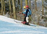 In der Wintersportwoche lernen Kinder neben dem Skifahren auch soziales Zusammenleben und Kameradschaft. (Archivbild: Susann Basler)