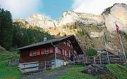 Die Infrastruktur des Berggasthauses Alp Rohr erfüllt die gesetzlichen Anforderungen in mehrerer Hinsicht nicht mehr. (Bild: PD)