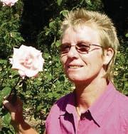 Evelyne Müller hat in Südafrika weniger Zeit fürs Velofahren, dafür umso mehr für die Gartenarbeit. (Bild: zVg)