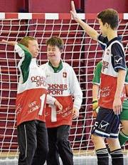 Das Fussballteam Wiggenhof lädt am Samstag Zuschauer ein. (Bild: PD)