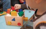 In Tagesfamilien können Kinder oftmals flexibler betreut werden als in Kindertagesstätten. (Bild: Reto Martin)