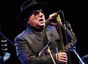 Bringt den Caledonia-Sound an die Gestade des Bodensees. Van Morrison, die weisse Stimme des Blues, versteht es, das Beste aus verschiedensten Musikgenres zu vereinen. (Bild: PD)