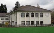 Die Mehrzweckhalle Wiel des Frauenfelder Architekten Eduard Halter aus dem Jahr 1952 könnte einem Neubau weichen. (Bild: Andreas Taverner)