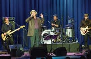Stiller Has während ihres Konzerts vom vergangenen Freitag im Rorschacher Würth-Haus. (Bild: Mareycke Frehner)