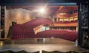 Eine Mehrheit im St. Galler Parlament ist der Auffassung, dass das Volk über die Sanierung des Theaters befinden soll. (Bild: Jil Lohse)