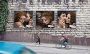 Die aktuelle Love-Life-Kampagne des Bundesamtes für Gesundheit thematisiert Risiken beim Partnerwechsel. (Bild: Bundesamt für Gesundheit)