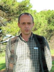 Daniel Vogt äussert sich kritisch gegen die Pläne für ein Asylzentrum im Sonnenblick. (Bild: pd)