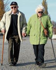 Die Region Werdenberg und Obertoggenburg zählt fünf Personen, die über 100 Jahre alt sind. (Bild: Susanne Basler)