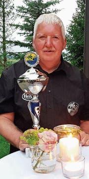 Hans Hardegger vom PPC Buchs brillierte in Deutschland mit seinem zweiten grossen internationalen Turniersieg. (Bild: PD)