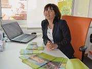 Monika Bodenmann soll die Nachfolge von Monica Sittaro-Hartmann und Willi Eugster antreten. (Bild: apz)