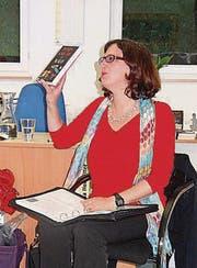 Manuela Hofstetter entfacht das Lesefieber. (Bild: pd)