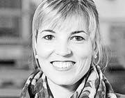 Diana Gutjahr SVP-Kantonsrätin Unternehmerin aus Amriswil (Bild: Mareycke Frehner)