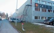 Der neue Firmensitz der Vettiger Stahlbau AG in Eschlikon.